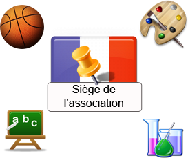 Conditions sur l'activité de l'association