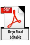 Cliquez ici pour télécharger un modèle de reçu fiscal éditable